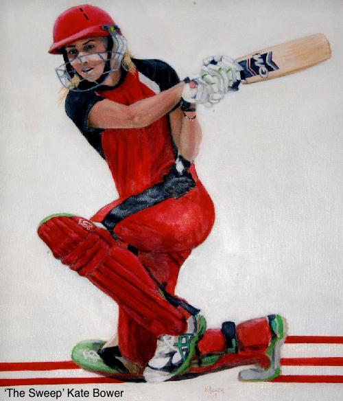 Kate cricket